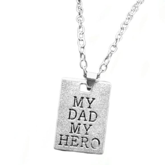 50% OFF Dad Necklace Pendant Charm